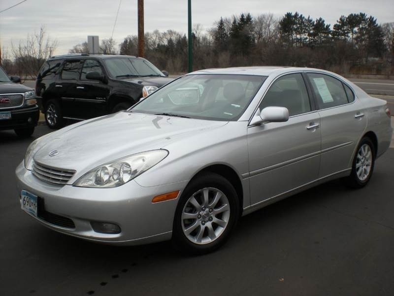 2002 Lexus Es 300 4dr Sedan In Crystal Mn Premier Motors Llc