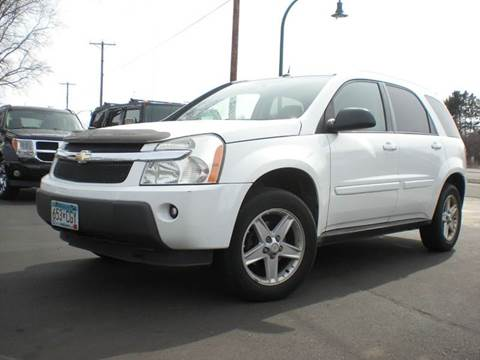 2005 chevrolet equinox for sale minnesota. Black Bedroom Furniture Sets. Home Design Ideas