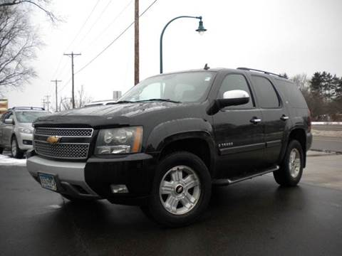 2007 Chevrolet Tahoe for sale in Crystal, MN