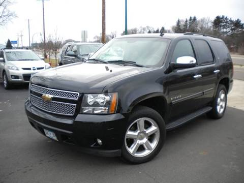 used 2008 chevrolet tahoe for sale minnesota. Black Bedroom Furniture Sets. Home Design Ideas