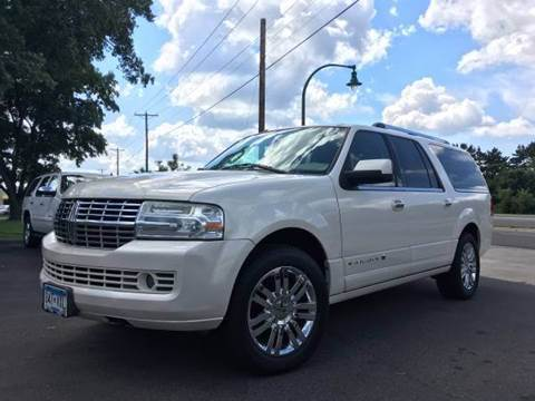 2008 Lincoln Navigator L for sale in Crystal, MN