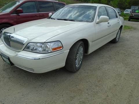 2006 Lincoln Town Car for sale in Leicester, VT