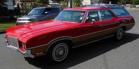 1972 Oldsmobile Cutlass Cruiser