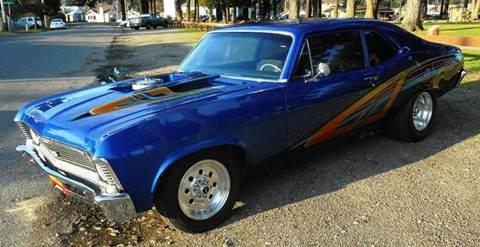1969 Chevrolet Nova For Sale Carsforsale Com