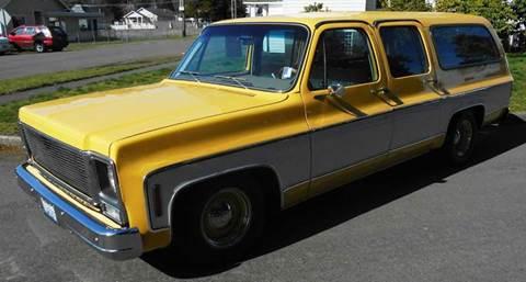 1979 GMC Suburban for sale in Tacoma, WA