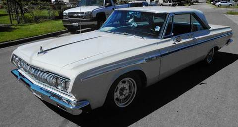 1964 Plymouth Fury for sale in Tacoma, WA