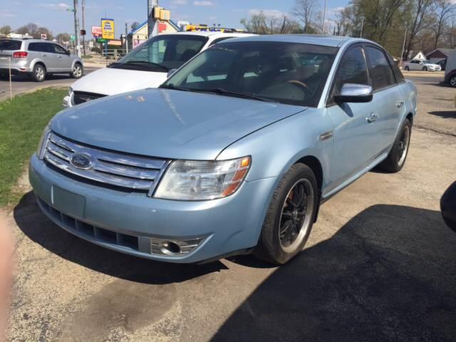 2008 Ford Taurus