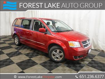 2008 Dodge Grand Caravan for sale in Forest Lake, MN