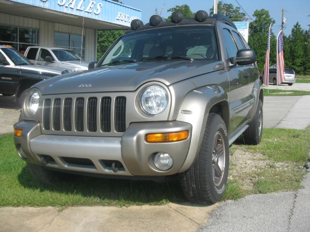 2004 jeep liberty renegade 4wd 4dr suv in havelock camp. Black Bedroom Furniture Sets. Home Design Ideas
