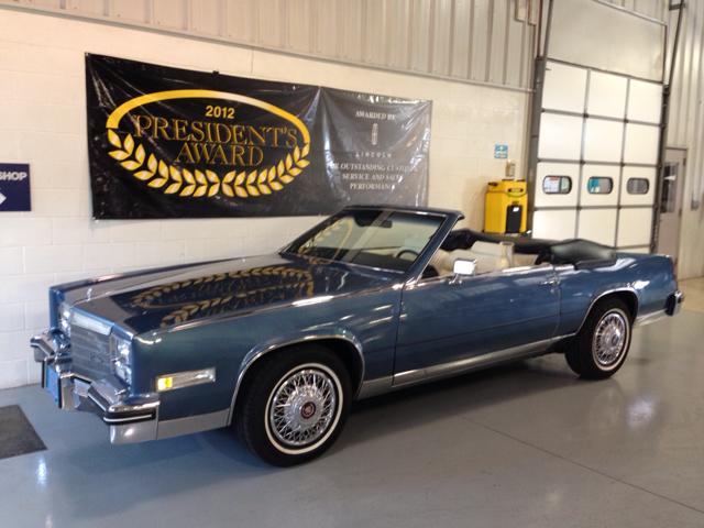 Used 1985 Cadillac Eldorado For Sale