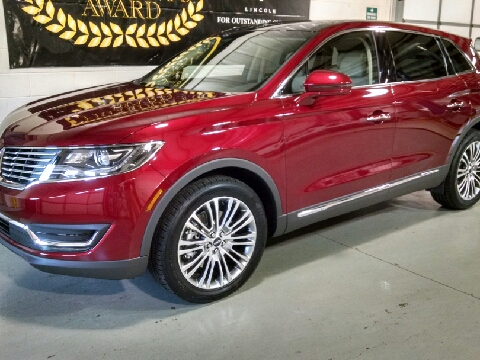 2016 Lincoln MKX for sale in Beaver Dam, WI