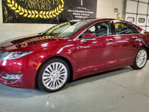 2014 Lincoln MKZ for sale in Beaver Dam, WI