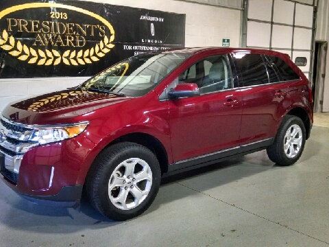 2014 Ford Edge for sale in Beaver Dam, WI