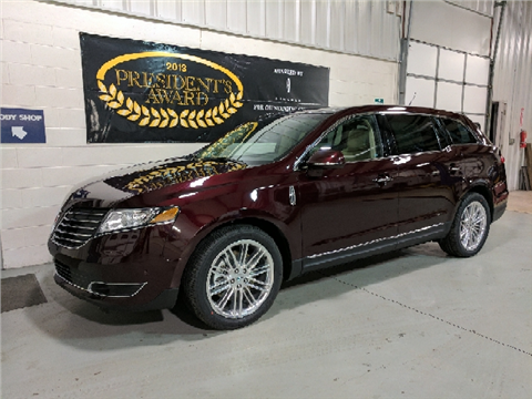 2017 Lincoln MKT for sale in Beaver Dam, WI