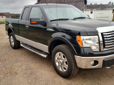 2010 Ford F-150 for sale in Medford, WI