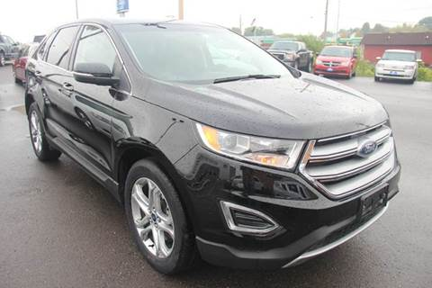 2017 Ford Edge for sale in Medford, WI