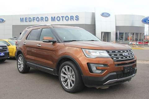 2017 Ford Explorer for sale in Medford, WI