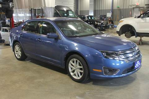 2010 Ford Fusion for sale in Medford, WI