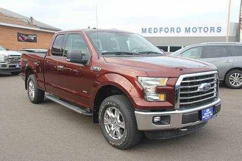 2016 Ford F-150 for sale in Medford, WI