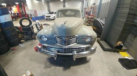 1946 Lincoln Zephyr for sale in Medford, WI