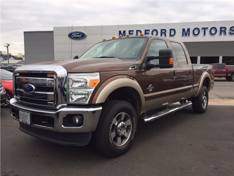 Ford trucks for sale arizona for Johnson motors ford new richmond wi