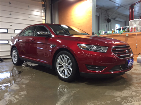 2016 Ford Taurus for sale in Medford, WI