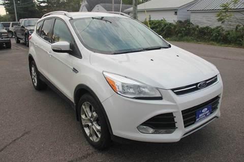 2014 Ford Escape for sale in Medford, WI