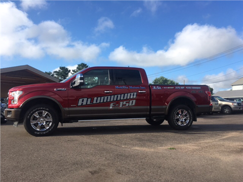 2017 Ford F-150 for sale in Medford, WI