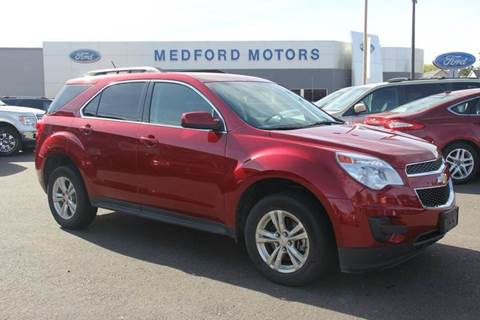 2015 Chevrolet Equinox for sale in Medford, WI