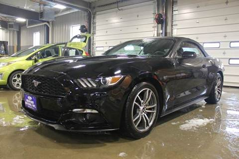 2017 Ford Mustang for sale in Medford, WI