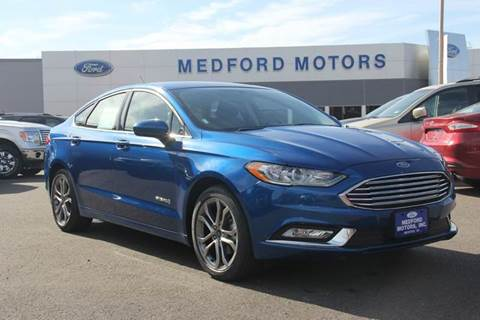 2017 Ford Fusion Hybrid for sale in Medford, WI