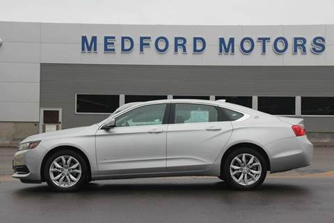 2017 Chevrolet Impala for sale in Medford WI