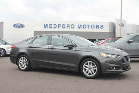 2016 Ford Fusion for sale in Medford WI