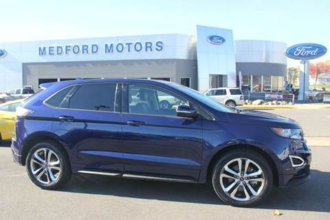2016 Ford Edge for sale in Medford WI