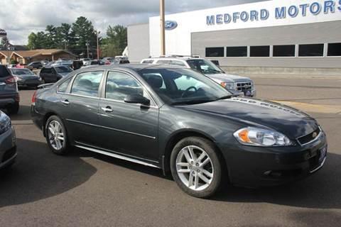 2013 Chevrolet Impala for sale in Medford, WI