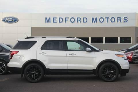 2011 Ford Explorer for sale in Medford, WI