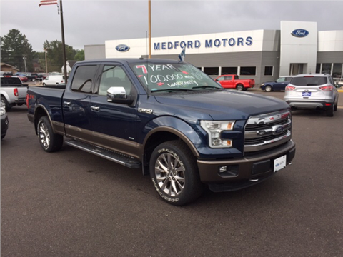 2016 Ford F-150 for sale in Medford WI