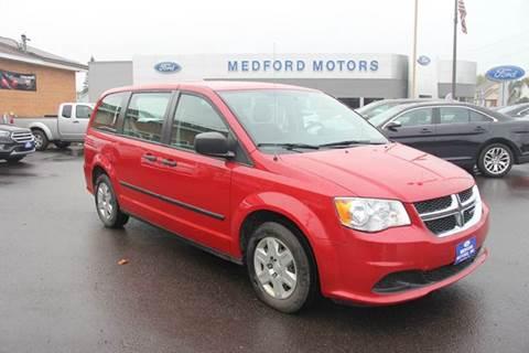 2013 Dodge Grand Caravan for sale in Medford WI