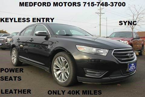 2013 Ford Taurus for sale in Medford, WI