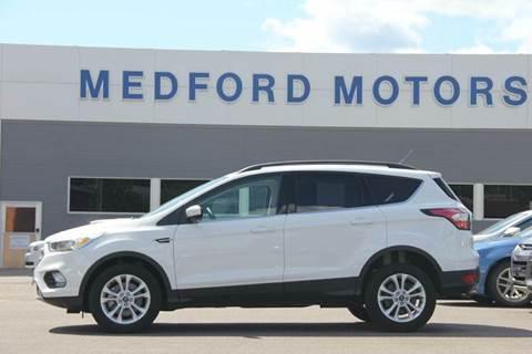 2017 Ford Escape for sale in Medford, WI