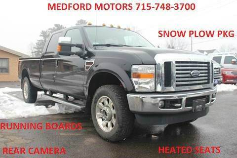 2010 Ford F-350 Super Duty for sale in Medford WI