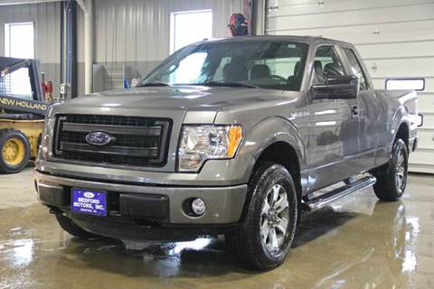 2014 Ford F-150 for sale in Medford, WI