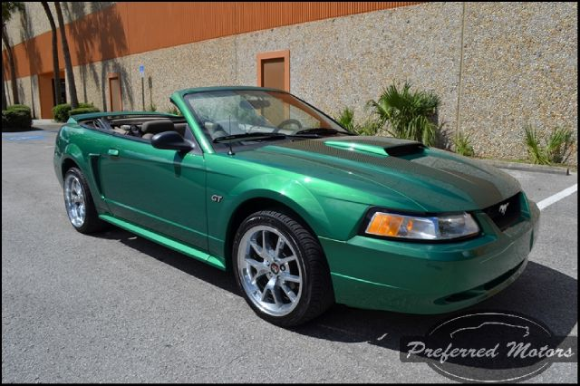 2000 ford mustang gt convertible for sale in tampa wesley. Black Bedroom Furniture Sets. Home Design Ideas