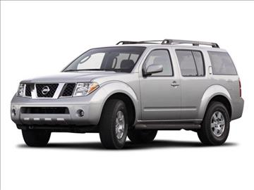 2008 Nissan Pathfinder for sale in Post Falls, ID