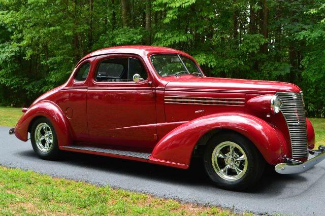 1938 Chevrolet Classic