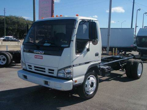 2007 Isuzu NQR for sale in Clearwater, FL