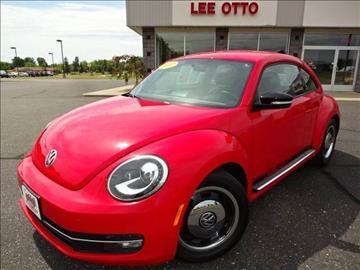 2012 Volkswagen Beetle for sale in Gladwin, MI