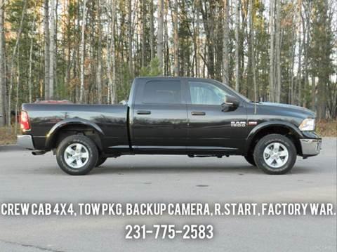 2016 RAM Ram Pickup 1500 for sale in Cadillac, MI