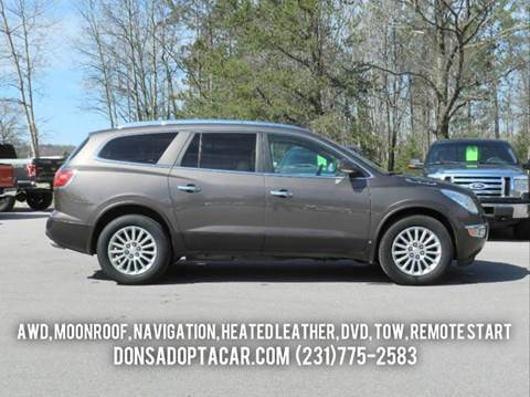 2008 Buick Enclave for sale in Cadillac, MI