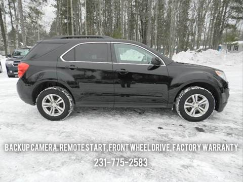 2015 Chevrolet Equinox for sale in Cadillac, MI